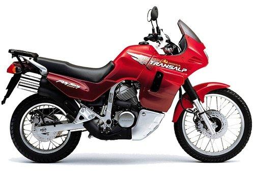 Schemat Honda XL600V Transalp PD10